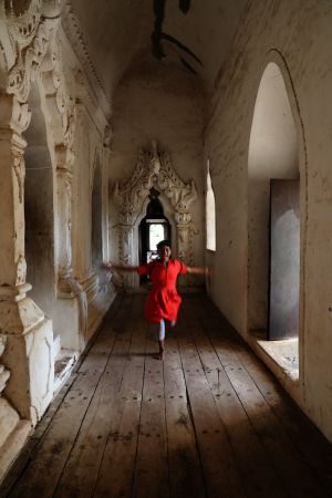 Girl in Monastery Mandalay.jpg